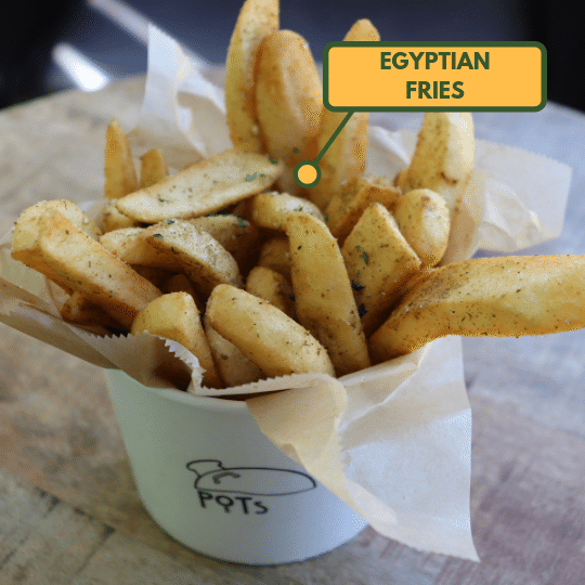Egyptian Fries