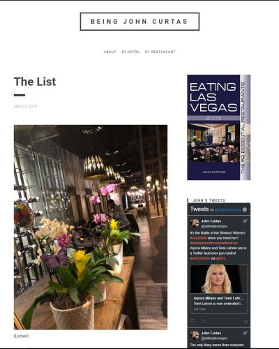 John Curtas Article - The List - Egypt goes vegan, and it's good