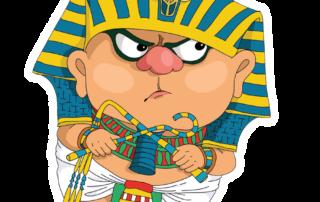 pharao-sticker