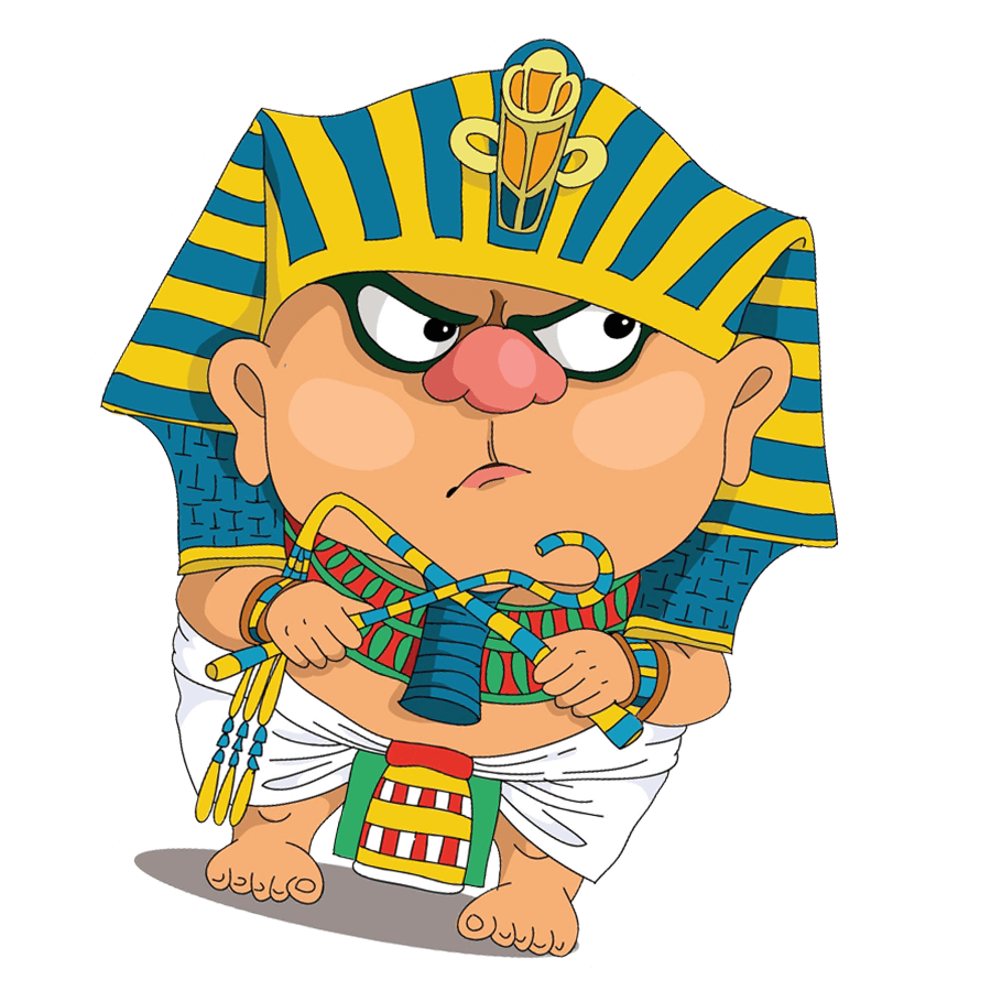 pharao-sticker