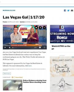 KTNV 13 Las Vegas Morning Blend