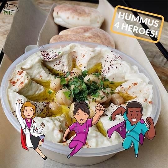 Hummus 4 Heroes