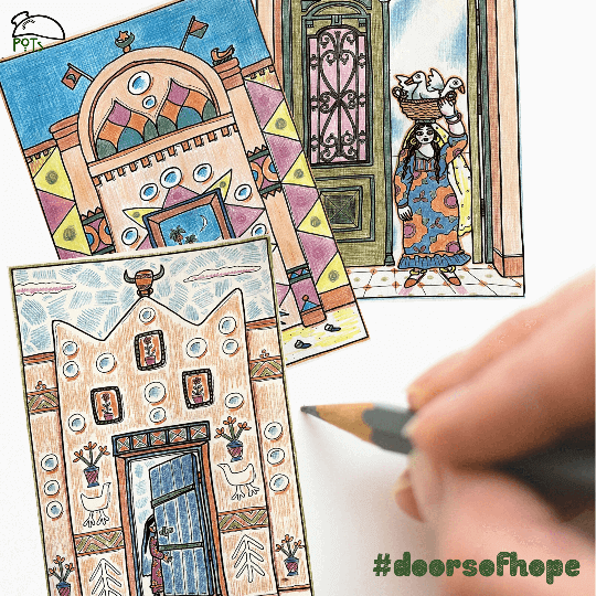 Doors of HOPE!