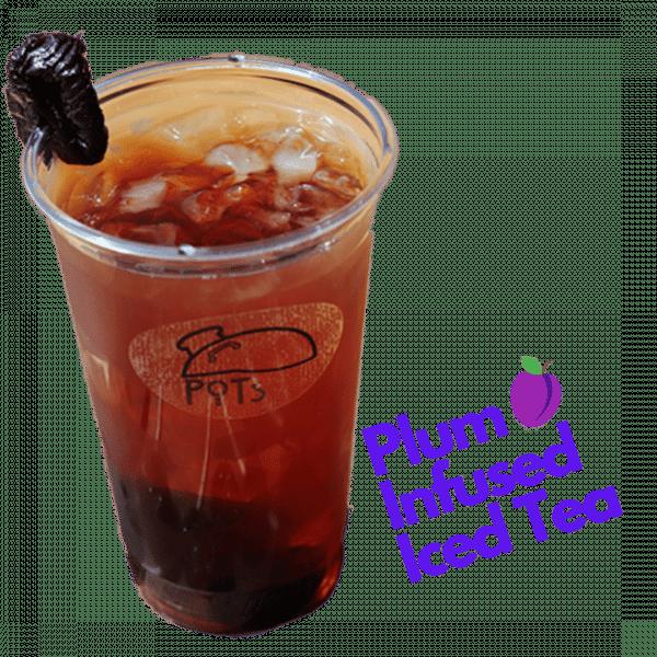Plum Infused Iced Tea - New Summer Drink