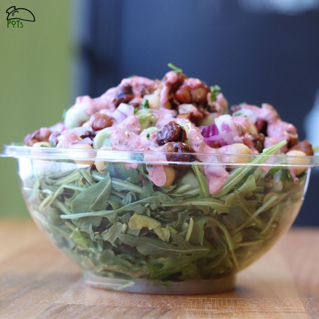 Bowls To Die For - Bean Salad