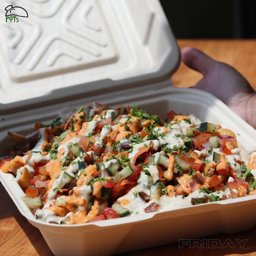 Bowls To Die For - Loaded fries