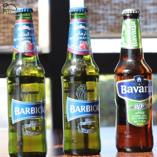 Barvican non-alcoholic beers