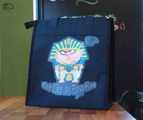 POTs reusable bag